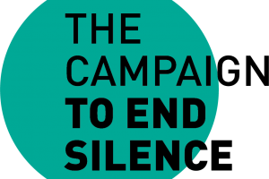 Pindrop Campaign to end silence logo rev